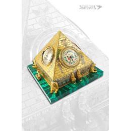 "Настольные часы ""Пирамида Хеопса"""